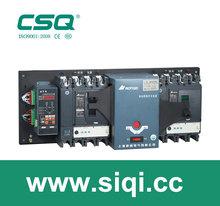 Interruptor de transferencia automática interruptor de 4 doble tiro