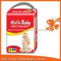 Soins de la peau super douce usine de couches douces pour bébés en Chine