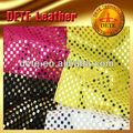 de materias primas textiles tela de cuero de cuero materiales para hacer zapatos