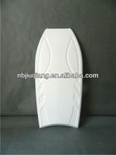 Reciclado eco- ambiente suave china tabla de surf eps núcleo de agua deporte bodyboard fabricantes de espacios en blanco