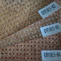 corcho natural material con glitter para forro / tacones de sandalias ( para 2015 calzado) Corcho Fabrics