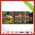 2014 la venta caliente pintura al óleo del elefante sobre lienzos
