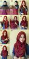 الداخلية الحجاب، مساء اللباس مع الحجاب، السعودية الحجاب