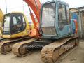 Utiliza excavadora hitachi excavadora ex120-3, de segunda mano de excavadoras de hitachi