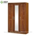 Muebles para el hogar China fabricante MDF bordo armario