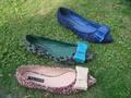 Zapatos acentuados del resorte