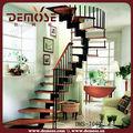 acero de madera para escaleras de villa