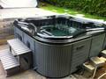 2013 venta caliente de acrílico 5 persona spa SR863 balboa spa