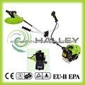2013 más nuevo gasolina cortador de cepillo el ce/gs/emc/epa/eu-2 certificación