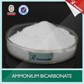 99.2% min- 100.5% min de bicarbonato de amonio