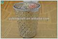 Decoración para el hogar dropship, perfumada frasco de vidrio vela, hecho a mano