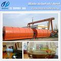 Certificado CE No Contaminación de Residuos Sólidos de la máquina de pirólisis de neumáticos de Residuos