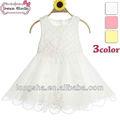 nueva baratos arrvial vestido de verano de la fábrica de imagen de marca de los niños vestido casual