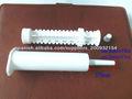 30ml plastic veterinary oral paste syringe