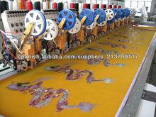 máquina de bordar hilo perlas bordados de lentejuelas/ granos del bordado de lentejuelas