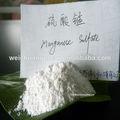 En polvo grado de la agricultura de sulfato de manganeso 31.8%