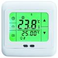 digital de la temperatura del termostato de control