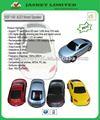 Venta caliente del altavoz de audio con línea- en, la tarjeta del tf, función de radio fm altavoz portátil con forma de coche