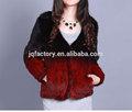 extra de gran tamaño de cualquier color regulares de alta calidad de piel de visón mujer abrigos