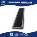 Ingeniería pisos de madera para escaleras nariz/de aluminio escalera de peldaños para proyectos de construcción