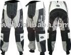 Pantalones del motocrós