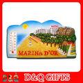 Polyresin Spain souvenir magnets