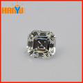 circonitabuena lustre de diamantes cz gemas corte asscher
