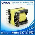 PQ3535 venda quente transformador 110v para 12v
