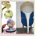 Material de silicona líquida de caucho para la fabricación de Escultura