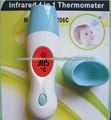 Termómetro de oído infrarrojo de Digitaces, termómetro del biberón