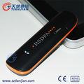 7.2 Mbps HSUPA similares a ZTE MF190 Módem USB