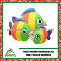 Pescados lindos de peluche en forma de peluche de juguete Animal 2013