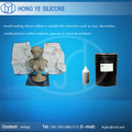 Matricería caucho de silicona líquida