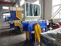 trituradora de plástico y trituradoras