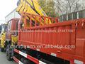 camión grúa montada 10 toneladas para la venta