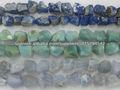 Piedras preciosas perlas de pepita en bruto naturales