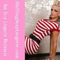 vermelho e branco long pullover mulher mini saias