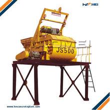 JS500 mezcladora de concreto con precio competitivo