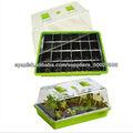 Propagador de plastico, propagador de jardín, propagador de la planta