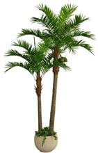 Artificial de árboles de coco/falsos de árbol de coco/artificial fecha palm tree