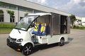 2 assento elétrico móvel de fast food do carro para venda dn-8 fd2 veículos especializados cozinha móvel com ce e ul
