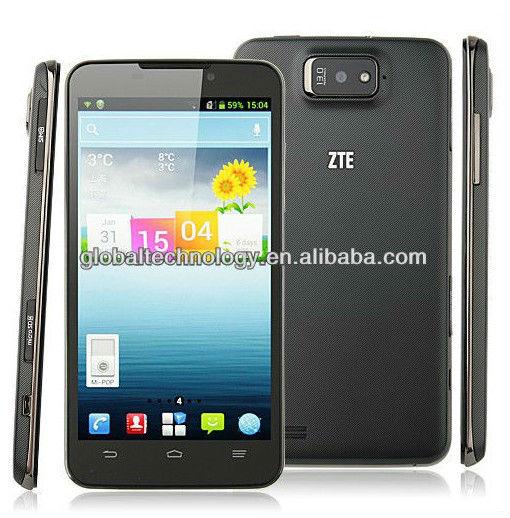 Zte grand memo v9815 buqueinsignia apq8064 teléfono cuádruple núcleo 2g 16g android 4.1 5.7 pulgadas pantalla hd