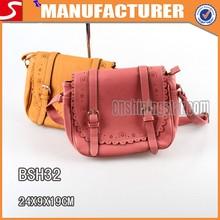 moda senhora elegante do plutônio designer bolsas de couro bolsa de couro