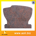 granito chino al por mayor lápida de granito
