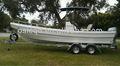 2012 nuevo modelo fishingboat panga 22 ( fishingboat panga barco )