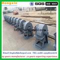 800-1000 kg de capacité pour la vente de copeaux de bois pour chevaux literie machine