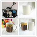 xícara de café de cerâmica, cerâmica copo caneca, sublimação de cerâmica copo caneca