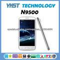 mayor s4 / s4 teléfono inteligente 1:01 i9500 N9500 s9500 Feiteng H9500 teléfono androide de desbloqueo del teléfono celular d