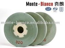diamante de la rueda de pulido para cerámica
