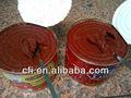 conservas de pasta de tomate 70g